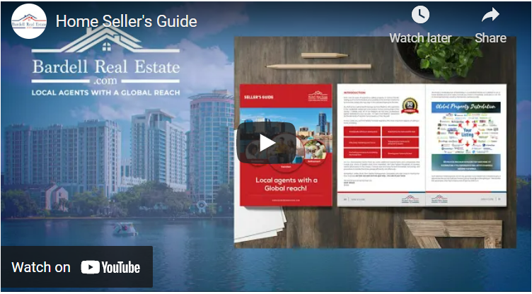 Bardell Real Estate Sellers guide